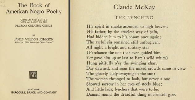 identity struggles of claude mckay David nicholls - the folk as alternative modernity: claude mckay's banana  bottom and the  understood it to be about bita's crisis of personal identity.