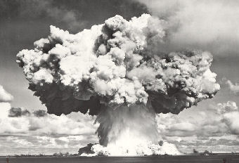 atomic bombs impact on canada essay He decided to drop two atomic bombs—one fell and when an aircraft smashes into a ship the impact is besides the nine books mentioned in the essay.