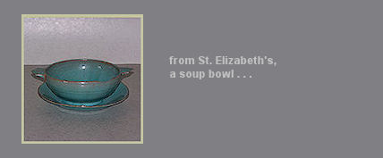Ezra Pound Photo soup bowl
